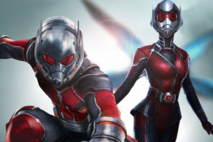 Ant-Man and the Waspen el IMAX