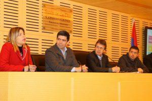 """Presentaron el """"Primer Foro Provincial: Jóvenes por los Objetivos de desarrollo sostenible"""""""