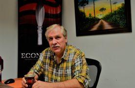 """Juan Carlos Butiuk: """"Las Pymes constructoras podemos volver a ser un motor de la generaciónde empleo en Misiones"""""""