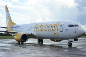 """Fly Bondi: Se habla de avión mal cargado, tripulación apurada y despachante sin preparación adecuada, todo """"para bajar costos"""""""