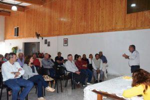 Se conformó en Campo Viera la «Mesa Coordinadora Regional de la Producción y Trabajo Agropecuaria»