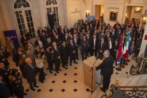 Passalacqua participó de la presentación «Italia en Misiones» junto a empresarios interesados en la región