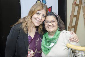 """Oberá en Cortos: Tana Schémbori, directora ovacionada por su película """"Los Buscadores"""""""