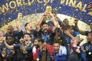 [VIDEO] Francia campeón del Mundo