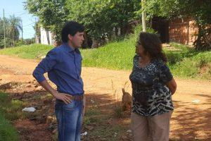 Arjol celebró el avance del proyecto de regularización de barrios populares