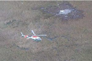 Hallan restos de la avioneta en la que volaba Luis Gneiting y no hay sobrevivientes
