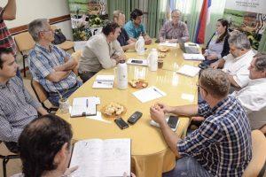 La mesa provincial ovina y caprina aprobó proyectos productivos para el fortalecimiento de la actividad
