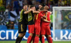 Mundial Rusia 2018: Bélgica sacó a Brasil del Mundial y está en semifinales