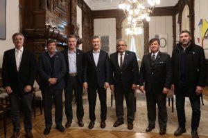 """Federación Agraria le transmitió a Macri la situación """"inviable"""" de las economías regionales"""