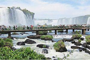 Iguazú nuevamente entre los destinos imperdibles para conocer en Argentina