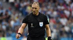Mundial Rusia 2018: Néstor Pitana, histórico