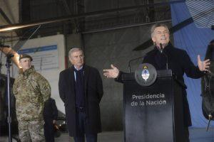 Por decreto, Macri impuso la nueva Directiva de Defensa Nacional para las FFAA