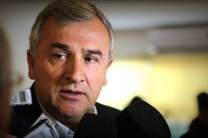 """Gerardo Morales dijo que la UCR participó en un 80% en la definición de los candidatos de """"Juntos por el Cambio"""""""