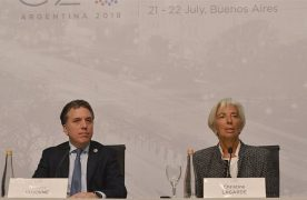"""Lagarde: """"La economía va a mejorar y la inflación va a bajar en 2019"""""""