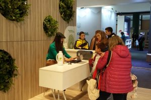 """El INYM y la """"identidad yerbatera"""" presentes en la Expo Rural de Palermo"""