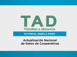 El viernes finaliza la campaña de actualización nacional de datos de cooperativas y mutuales