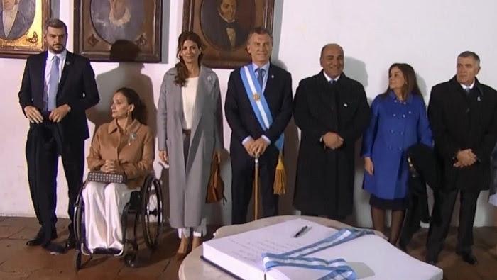 Macri asumió errores de su gestión y aseguró que «estamos pasando por una tormenta»