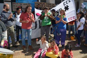 Coordinadora de Trabajadoras/es movilizó a 7000 personas y exige Comisión Provincial de Crisis