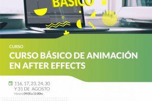 Dictarán cursos de animación en After Effects en la UCP Posadas
