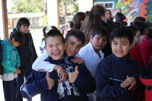 Escuelas informadas y abiertas para la prevención de enfermedades respiratorias