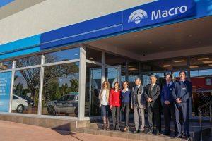 JP Morgan entregó a Banco Macro premio a la excelencia operativa