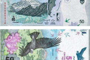 El BCRA lanzó el nuevo billete de $50