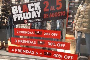 Black Friday: los argentinos gastarán $253 USD en ropa, electrónica y zapatos
