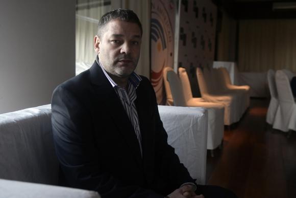 Emiliano Carbotti, gerente comercial Odiseey en Argentina