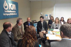 Misiones participó en la primera reunión de comisión del Co.Fe.Ma.