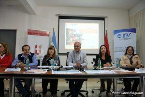 El IPS firmó convenios con la UCAMI y SUELyC sobre programas de capacitación para el adulto mayor