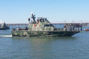 Misiones refuerza la seguridad en las fronteras con dos poderosas lanchas de Prefectura