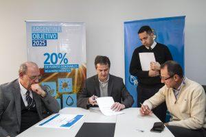 Nueva firma de contratos del programa RenovAr