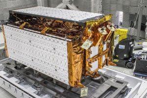 Presentaron el Saocom 1A, el satélite argentino que partirá al espacio en 50 días