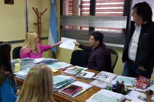 La UDPM recibió nuevas resoluciones de titularización docente