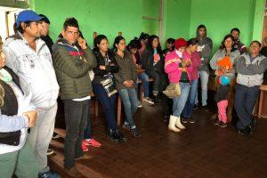 Asamblea Tarefera en Jardín América: Se acordaron reclamos prioritarios y unificar la lucha