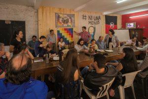 Kicillof, Sabbatella y Moreau convocan al lanzamiento de Unidad Ciudadana Misiones