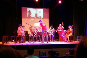 """Se realiza el """"Festival de las dos Orillas"""" en Posadas"""