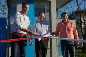 El Banco Macro inauguró en Apóstoles su cajero automático número 208 en Misiones