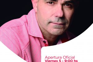 Eduardo Sacheri se presentará en la feria del libro ciudad de Posadas