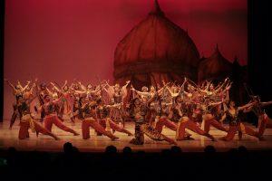 Danzas Polovtsianas y Las Sílfides se presentan nuevamente este miércoles en el Teatro Lírico