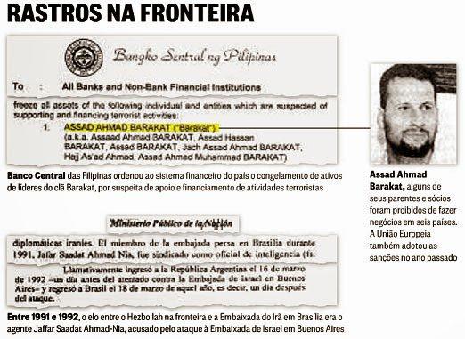 Detuvieron en Foz de Iguaçu a uno de los miembros de Hezbollah más buscados en la región