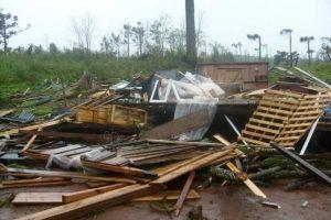 San Pedro: a nueve años del tornado, aún quedan cicatrices