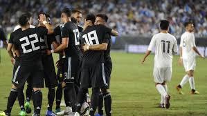 La renovada Argentina ganó 3-0