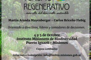 En Iguazú se realizará un workshop de Turismo Regenerativo