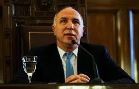 Lorenzetti deja la presidencia de la Corte Suprema después de 12 años en el cargo