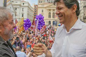 Lula se baja de la carrera presidencial: Haddad será el candidato del PT