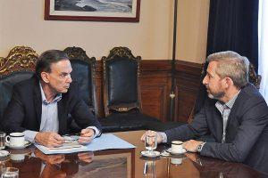 Frigerio dice que el Gobierno está «cerca de cerrar el presupuesto»