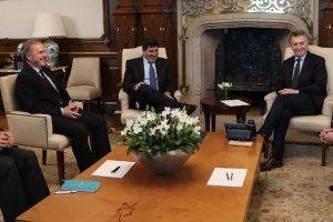 Díaz Beltrán reclamó a Macri sostener el Pacto Fiscal y que las provincias bajen Ingresos Brutos