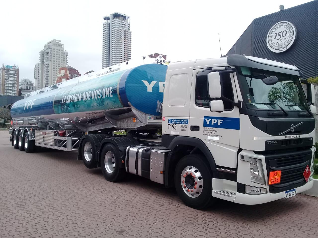 Empresas misioneras invierten unos 2,5 millones de dólares para mejorar su capacidad de transporte de combustible