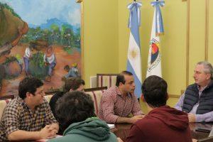 Interzafra: Passalacqua con Gabinete avanzaron en respuestas a los tareferos